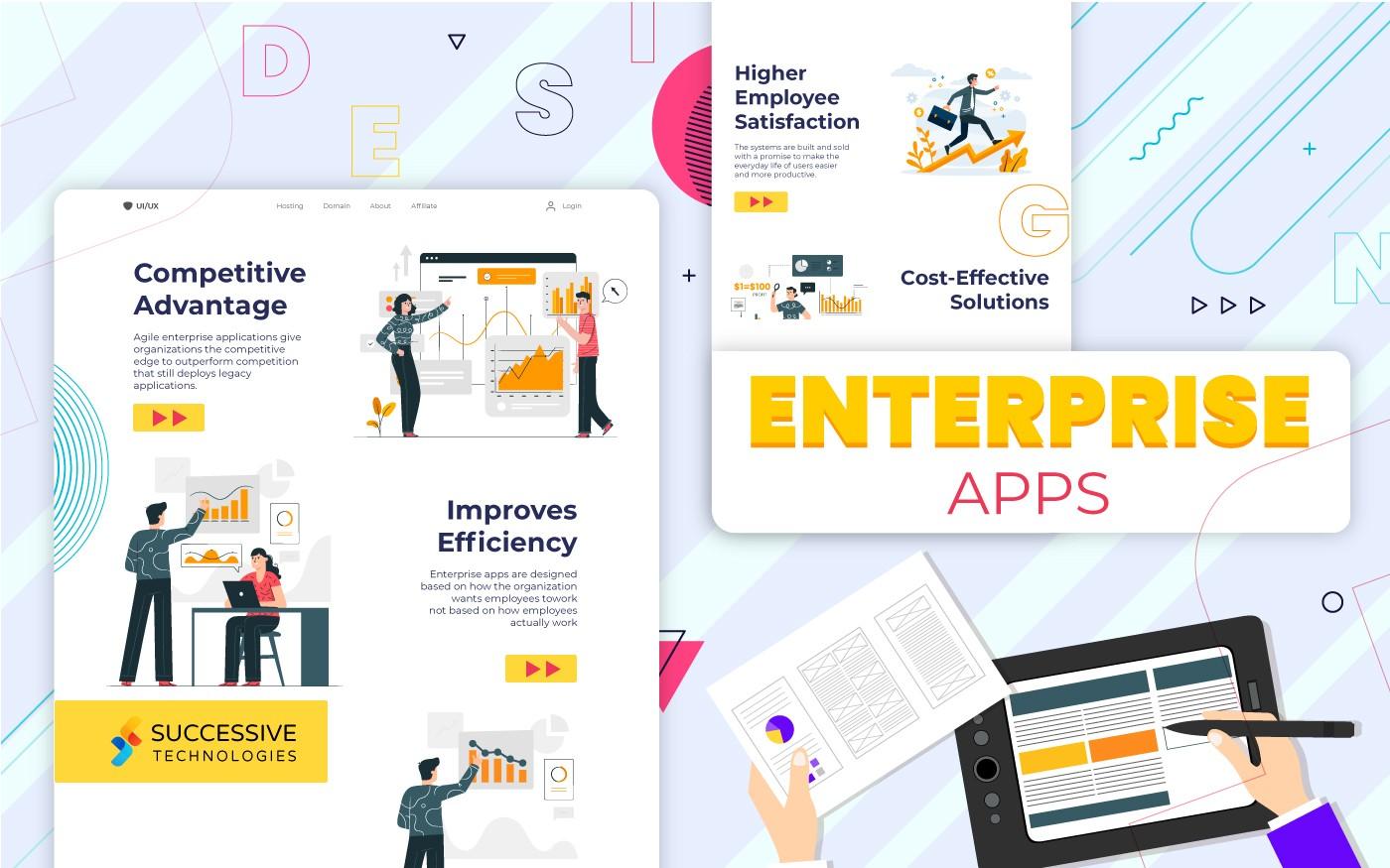Designing Enterprise Apps