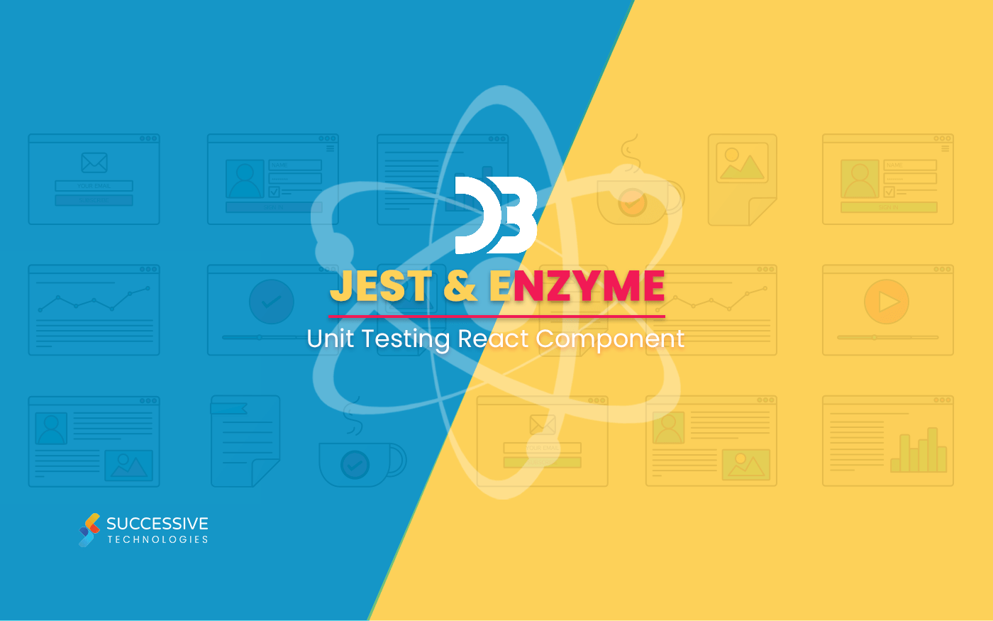 Jest and Enzyme