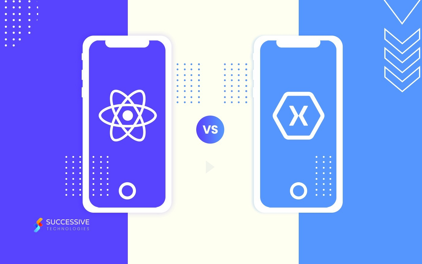 React Vs Xamarin Comparison