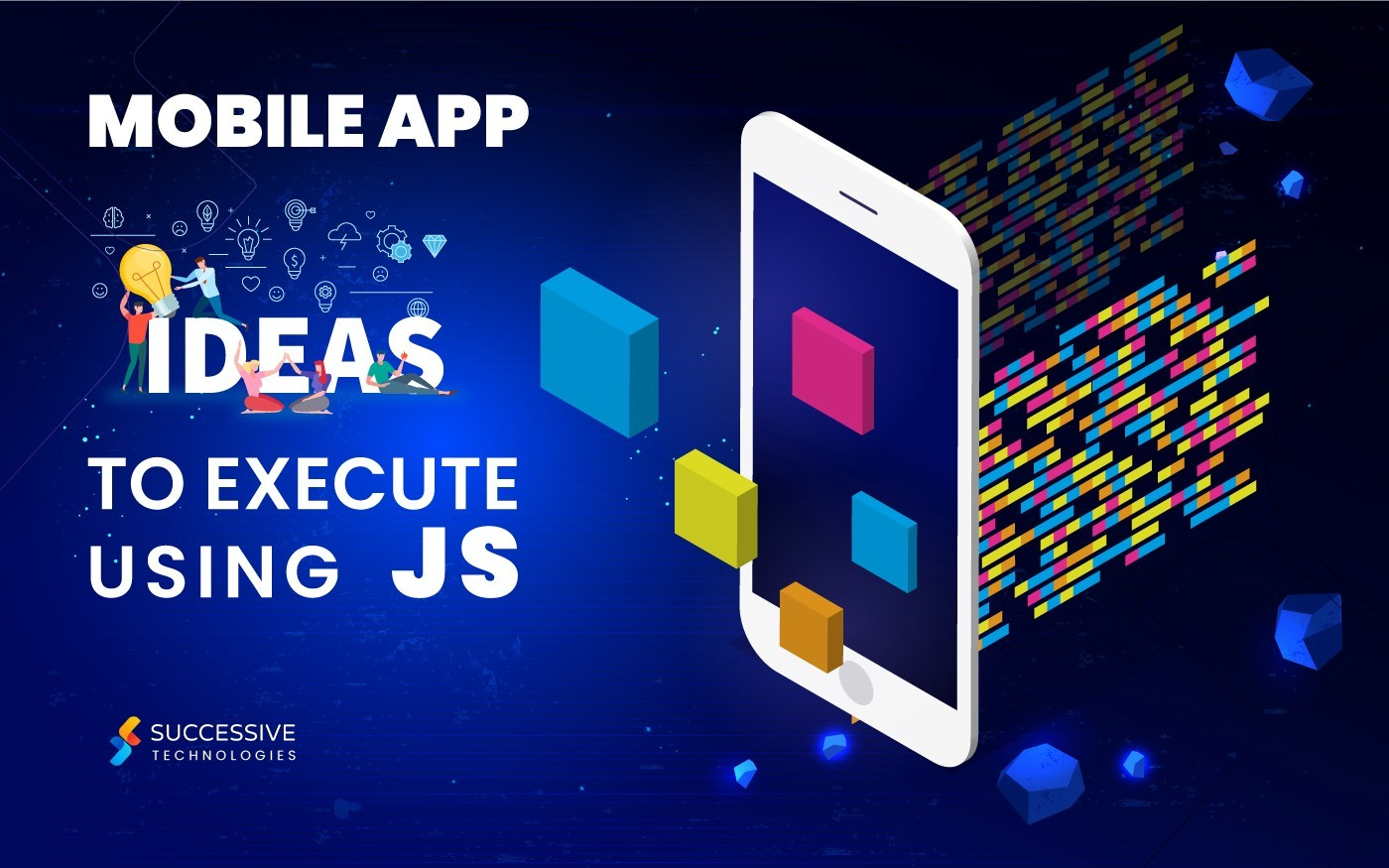 Mobile App ideas JavaScript
