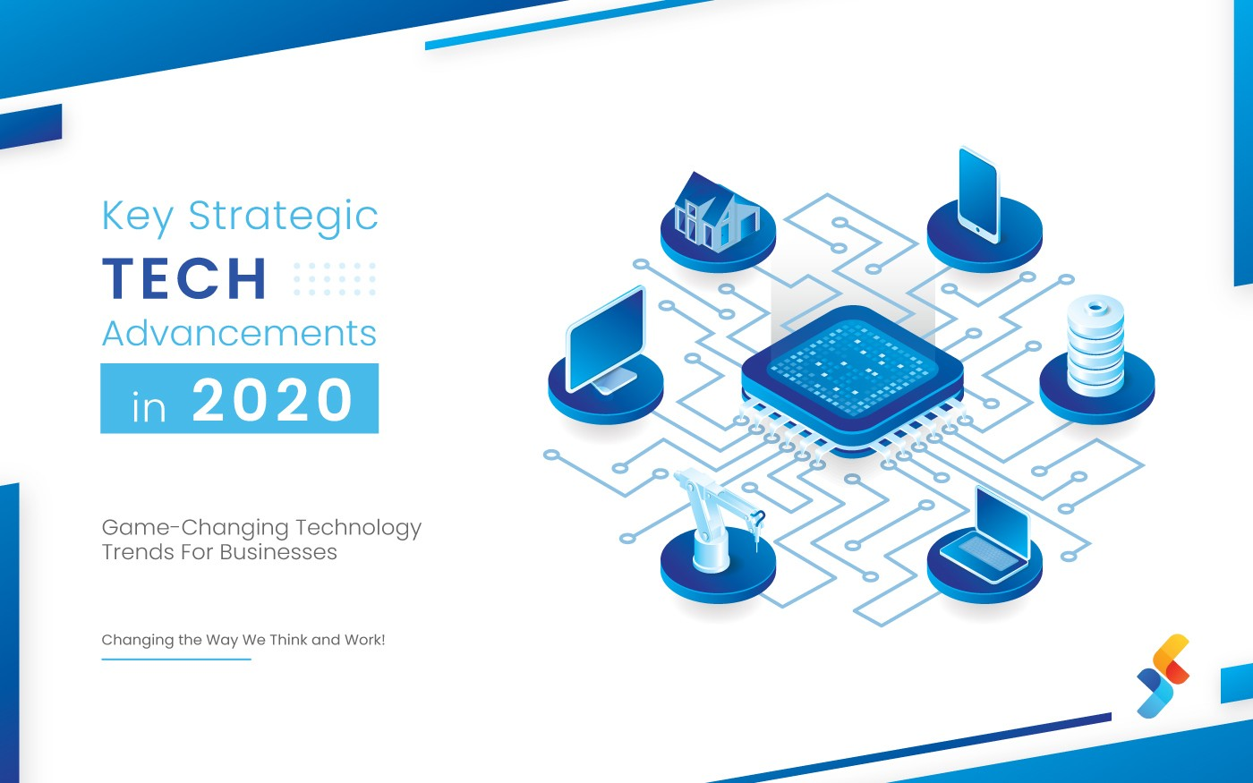 Topmost Strategical Technology Trends in 2020 You Should Know
