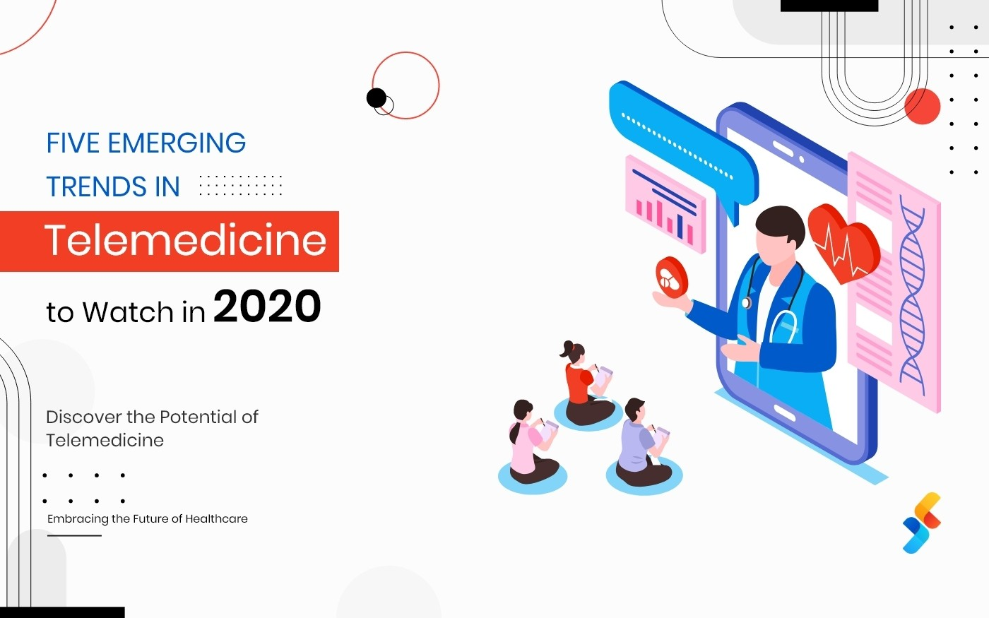 Five Emerging Trends in Telemedicine to Watch in 2020