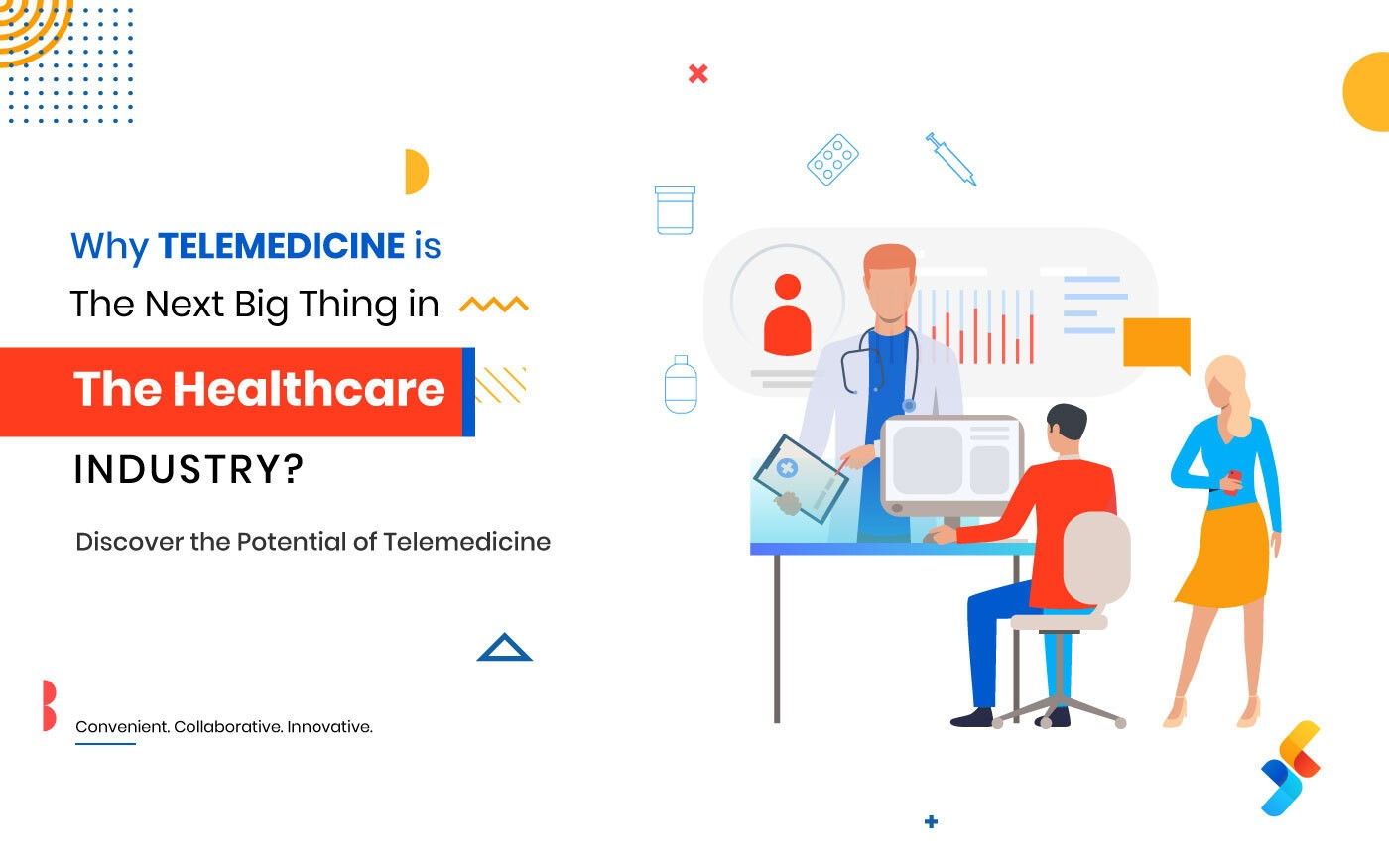 Why Telemedicine is the Next Big Thing in the Healthcare Industry?