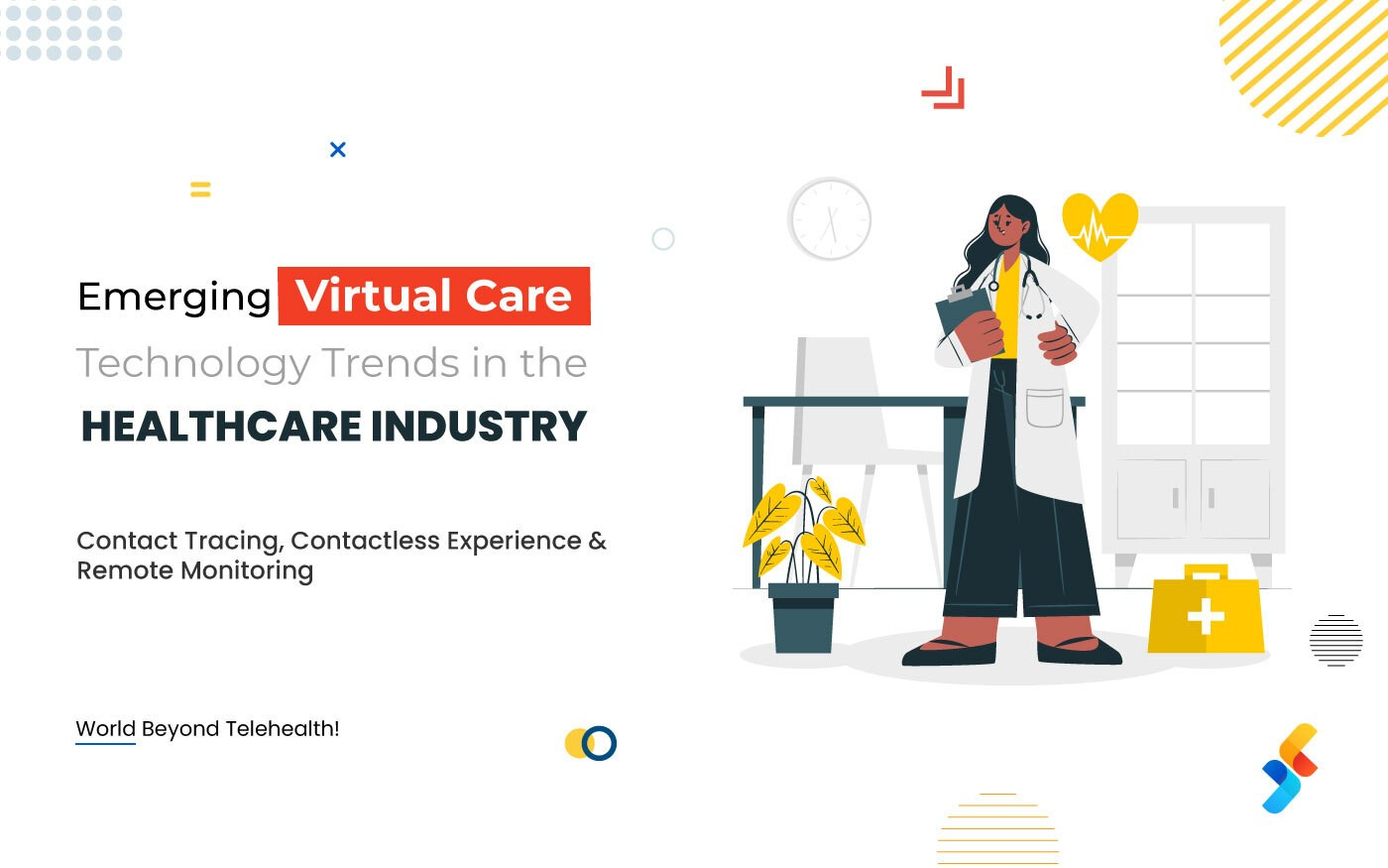 Emerging Virtual Care Technology Trends in the Healthcare Industry