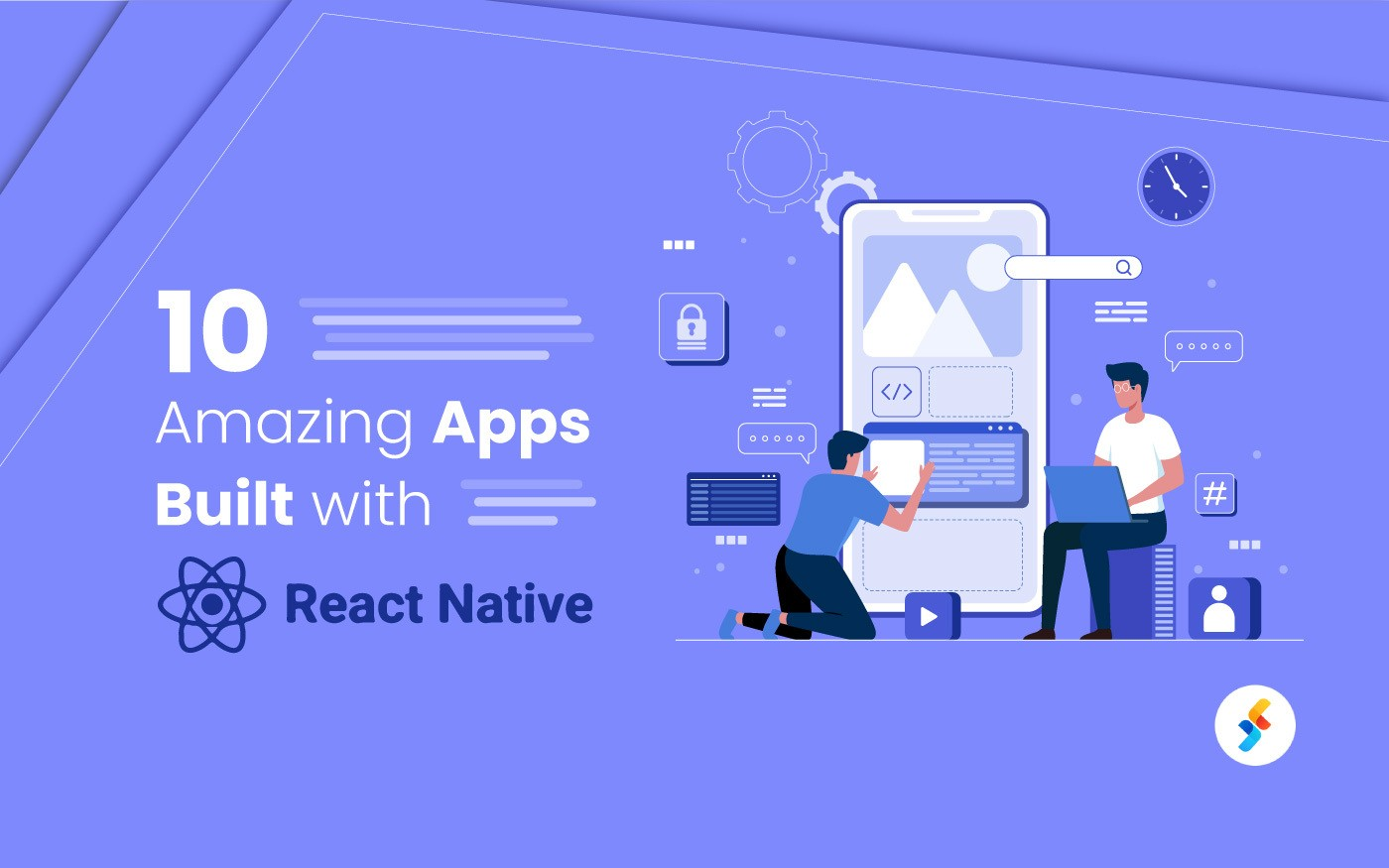 Top 10 Amazing Apps Built with React Native