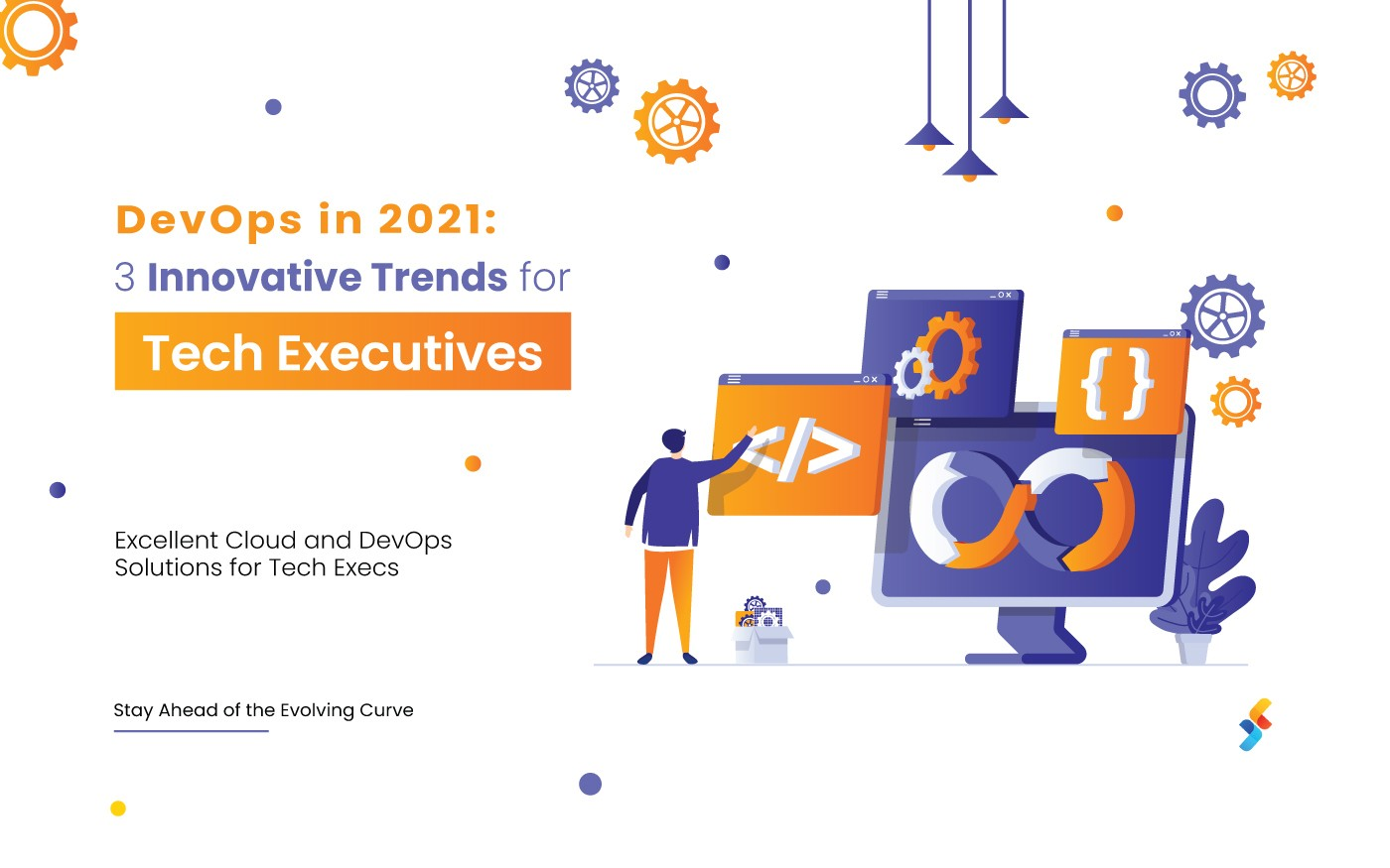 DevOps in 2021: 3 Innovative Trends for Tech Executives