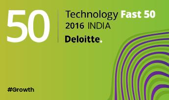 Deloitte – Technology Fast 50