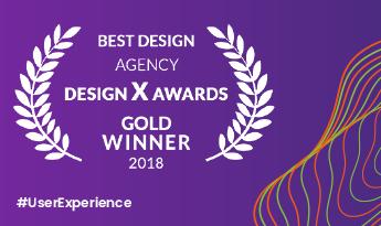 Best Agency Design X Award