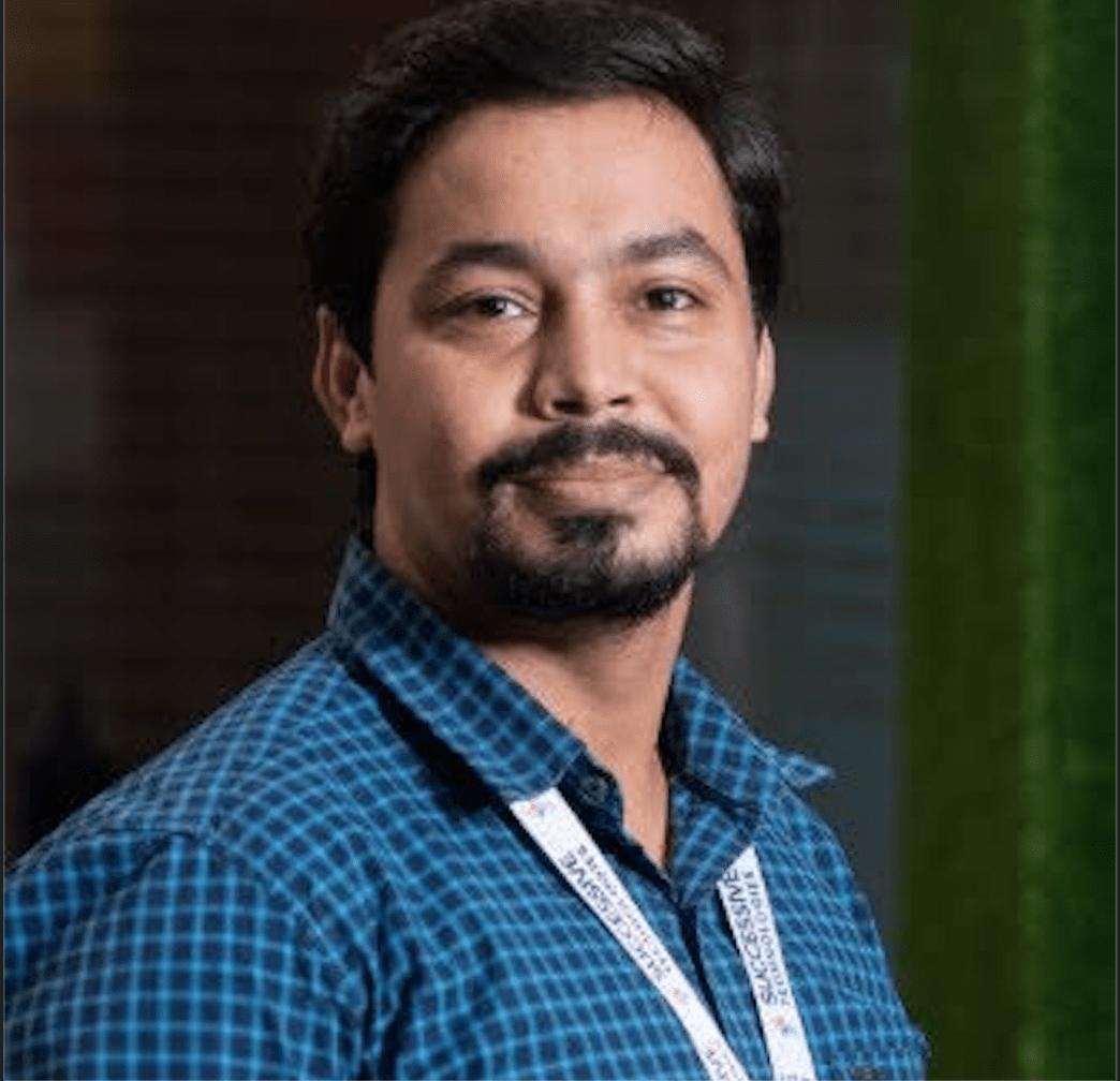 Successive Technologies About us Team Members - Jitendra
