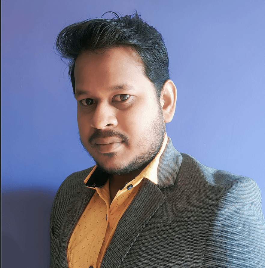 Successive Technologies About us Team Members - Sunil Kumar Sahoo